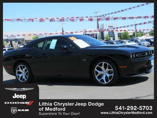 2015 Dodge Challenger SXT PLUS OR R/T PLUS