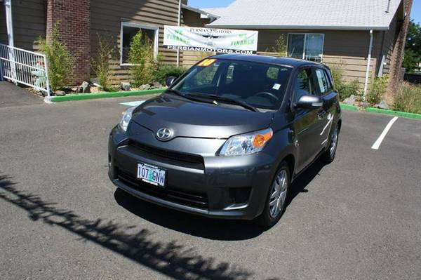 2010 SCION XD 4DR HATCHBACK