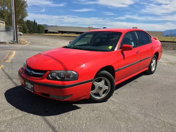2000 Chevy Impala !!!! Blowout Sale