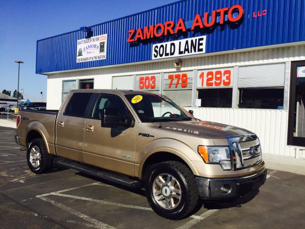 20 MPG! 3.5L V6 2011 Ford F-150 SUPERCREW ECOBOOST