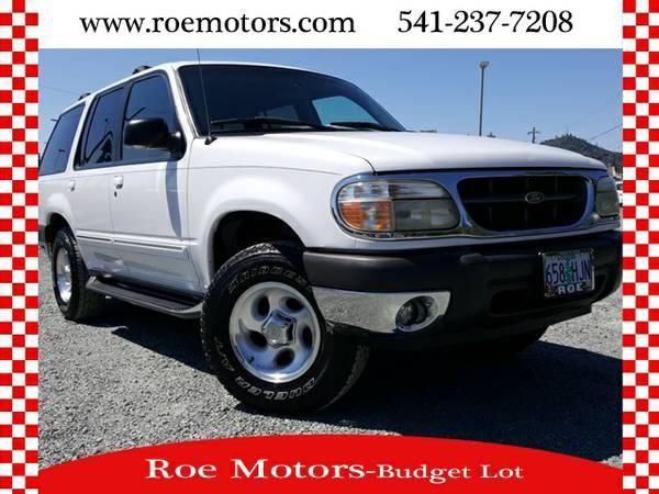 2000 Ford Explorer XLT, #46232
