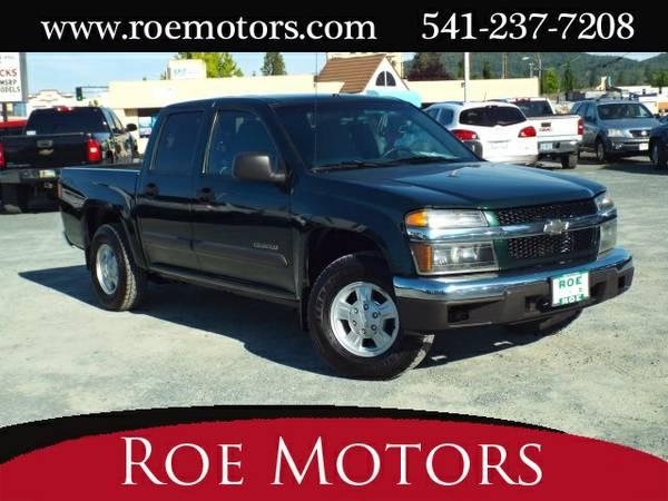 2005 Chevrolet Colorado LS, #45876