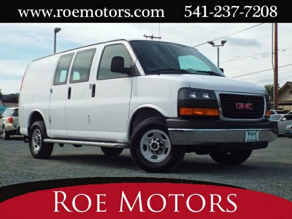 2015 GMC Savana G2500 Work Van, #45342