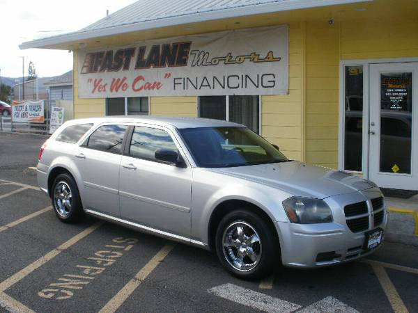 ONE OWNER 05 DODGE MAGNUM W/72K MILES - HOME OF YES WE CAN FINANCING