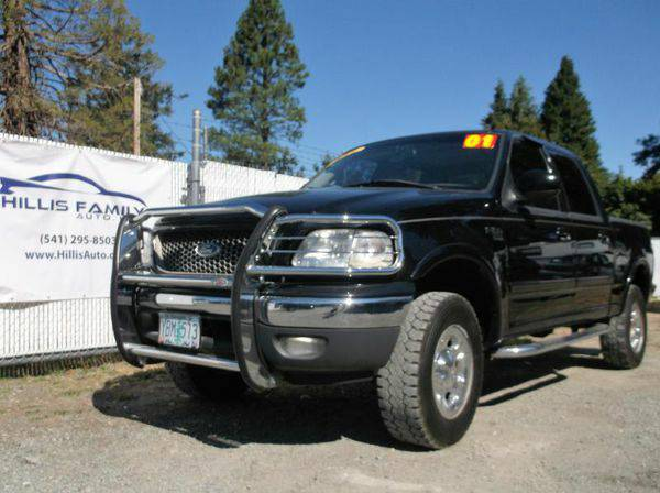 2001 *Ford* *F-150* *F 150* *F150* SUPERCREW - Multiple Locations to C