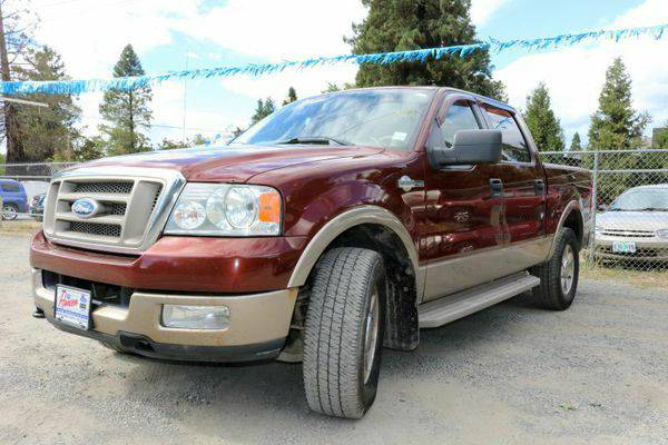 2005 *Ford* *F-150* *F 150* *F150* SUPERCREW - Multiple Locations to C