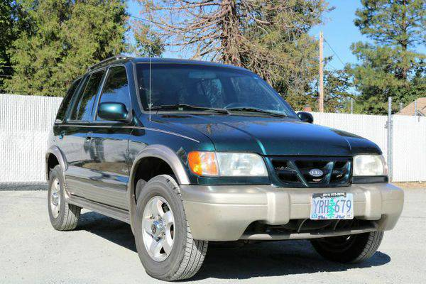 2001 *Kia* *Sportage* - Multiple Locations to CHOOSE from!