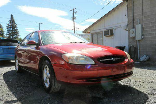 2001 *Ford* *Taurus* SES 4dr Sedan - Multiple Locations to CHOOSE from