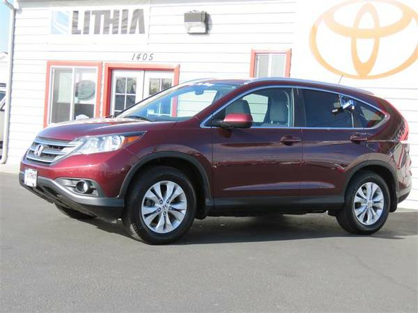 2014 Honda CR-V Sport Utility EX-L - Contact Dealer