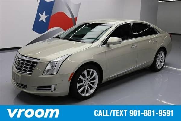 2015 Cadillac XTS Luxury 4dr Sedan Sedan 7 DAY RETURN / 3000 CARS IN S