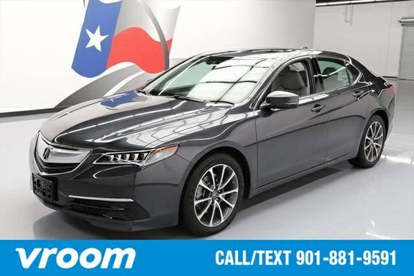 2015 Acura TLX SH-AWD V6 4dr Sedan w/Technology Package Sedan 7 DAY RE
