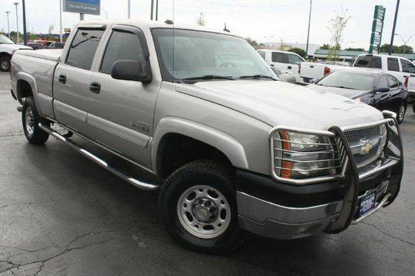 2004 *Chevrolet* *Silverado* *2500HD* -100% FINANCING GUARANTEED!!