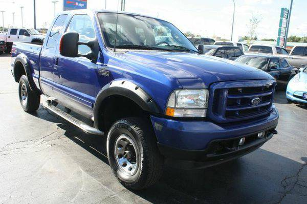 2003 *Ford* *Super* *Duty* *F-250* Lariat -100% FINANCING GUARANTEED!!