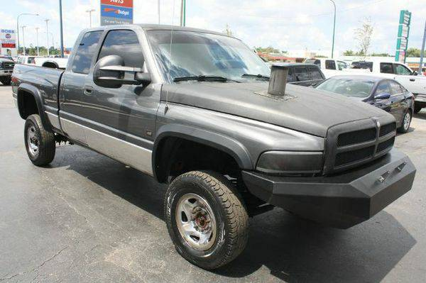 2002 *Dodge* *Ram* *2500* -100% FINANCING GUARANTEED!!