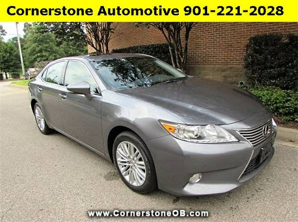 SAVE $2675 OFF RETAIL!!! 2013 Lexus ES 350 with Navigation - The NADA
