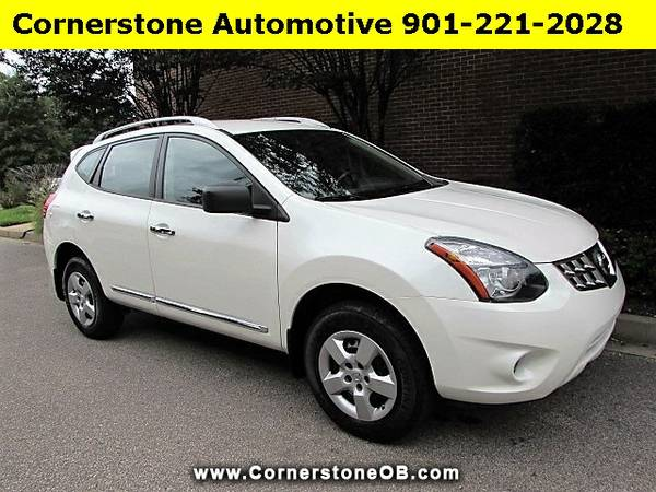 SAVE $2425 OFF RETAIL!!! 2015 Nissan Rogue Select S with Back Up Camer