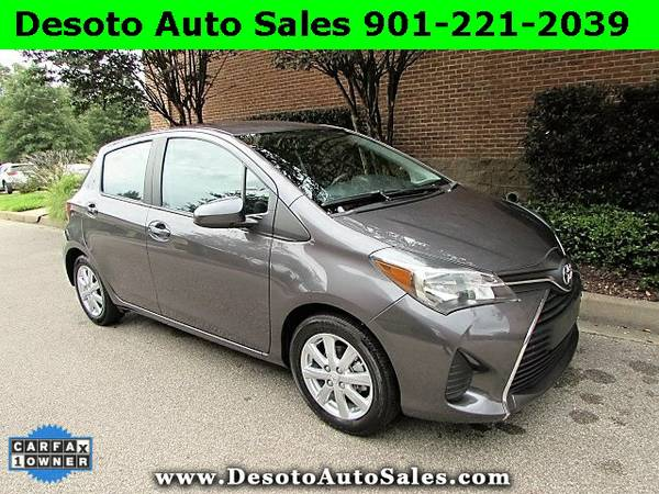 SAVE $1800 OFF RETAIL!!! 2015 Toyota Yaris LE with Low Miles - The NAD
