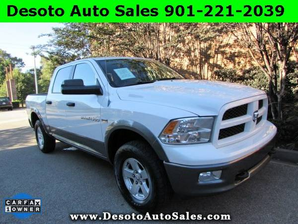 2011 Dodge 1500 Ram White ****SPECIAL PRICING!**