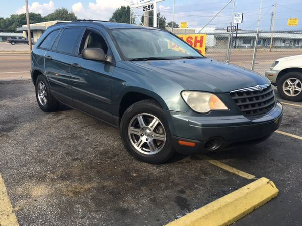 2007 Chrysler Pacifica Leather Loaded!