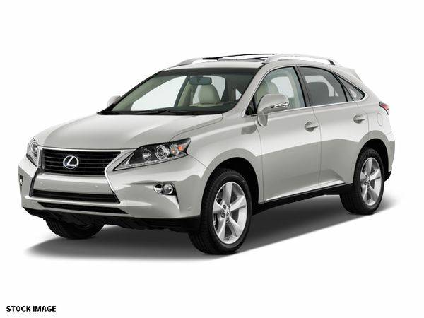 2015 *Lexus* *RX* *350* Base **WE FINANCE EVERYONE**
