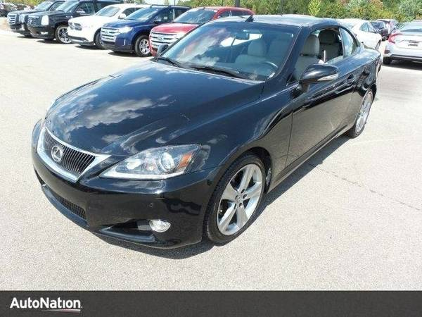 2012 Lexus IS 250C SKU:C2525660 Lexus IS 250C Convertible