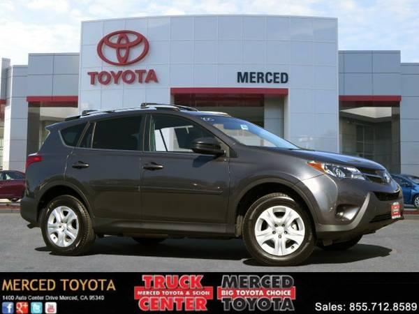2014 Toyota Rav4 Sport Utility LE