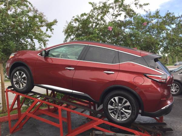 2016 Nissan Murano S ☞ $2000 DOWN PAYMENT- $299 MONTHLY PAYMENT