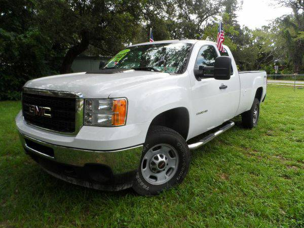 2013 *GMC* *Sierra* *2500HD* $199 Down (NO CREDIT CHECK)