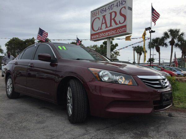 2011 *Honda* *Accord* LX - Over 100 Vehicles to Choose from!