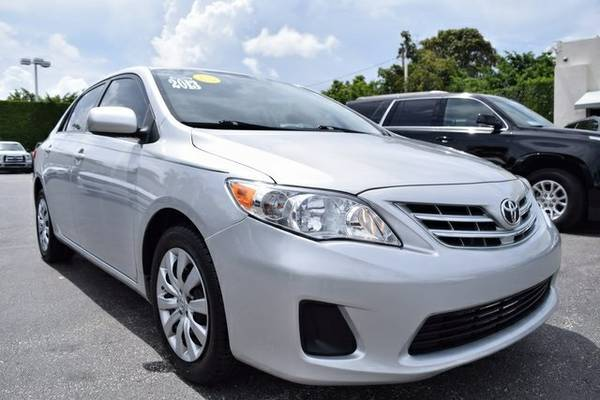 2013 Toyota Corolla LE - End of Summer Clearance Sale!