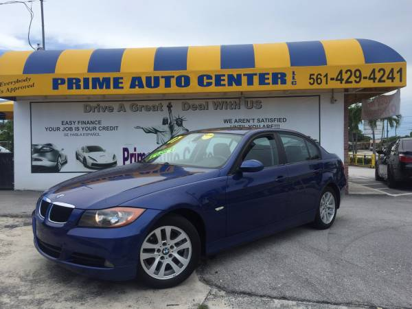 2007 BMW 328I~~~100K MILES ~~FULL POWER ~~EXCELLENT CONDITION