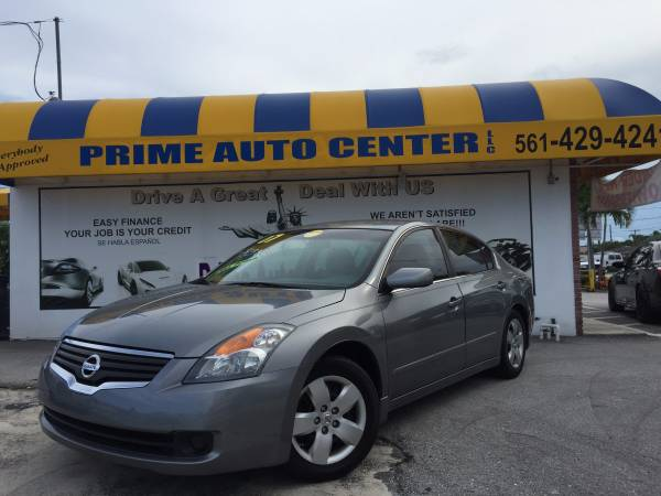 !! 2007 NISSAN ALTIMA 2.5S ~~83k MILES~~FULL POWER~~EXCELLENT COND !!