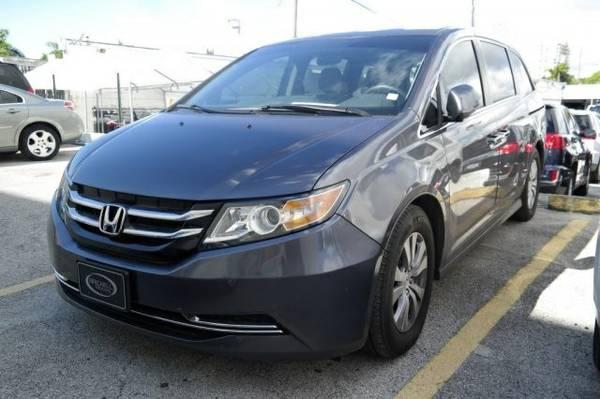 2015 Honda Odyssey 6-Speed Automatic - SE HABLA ESPANOL.