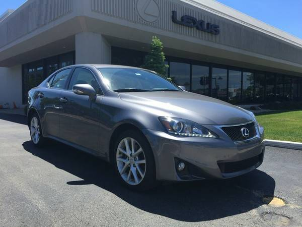2013 Lexus IS 250 Sedan IS 250 Lexus