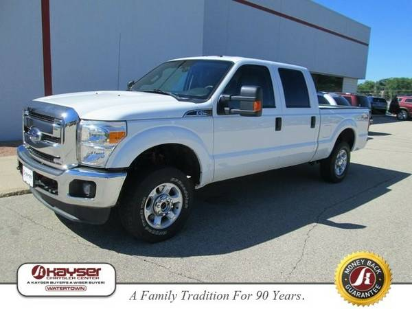 2014 Ford Super Duty F-250 Truck Super Duty F-250 Ford