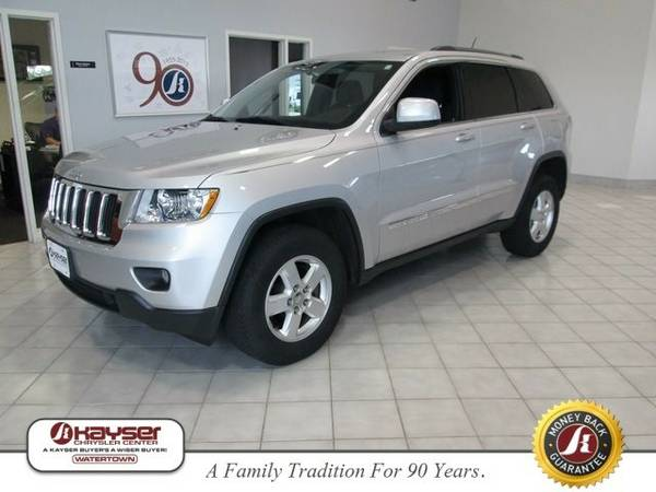 2012 Jeep Grand Cherokee Laredo SUV Grand Cherokee Jeep