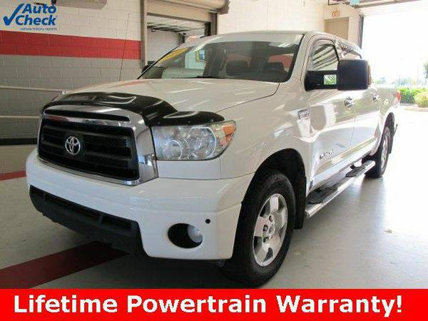 2010 *Toyota* *Tundra* Tundra-Grade CrewMax 5.7L 4WD Leroy Butler Life