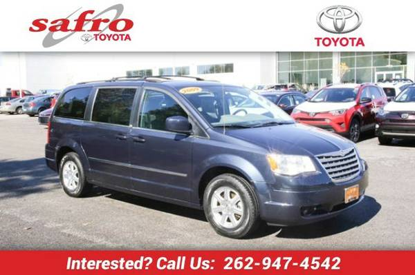 2009 Chrysler Town & Country Touring Van Town & Country Chrysler
