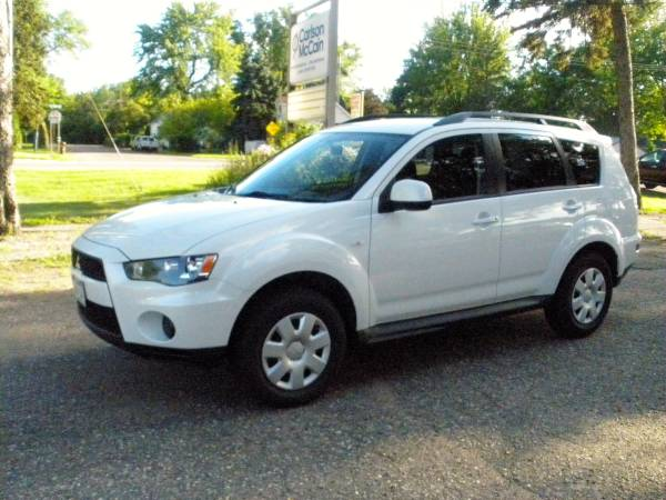 2011 Mitsubishi Outlander ES-*Warranty Inc.**Financing