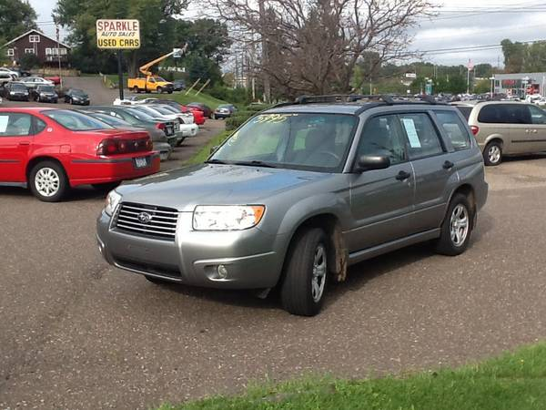 2007 Subaru Forester