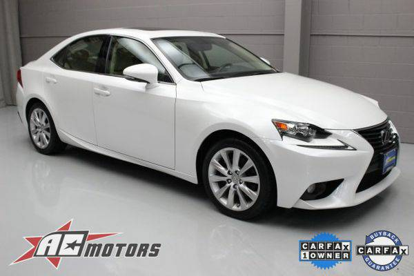 2014 *Lexus* *IS* 250 Extended Warranties Available