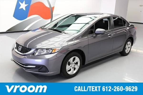 2015 Honda Civic LX 7 DAY RETURN / 3000 CARS IN STOCK