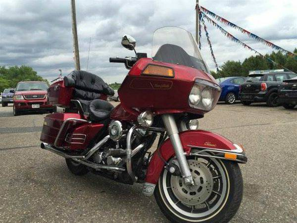 1987 *Harley* *Davidson* *TOUR* *GLIDE* Base ***GUARANTEED CREDIT APPR