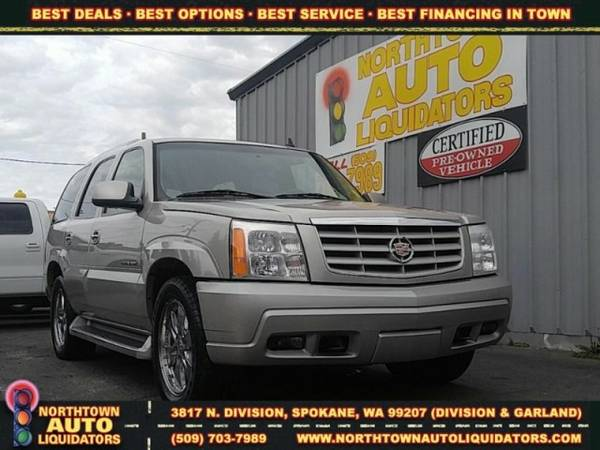 2006 Cadillac Escalade ==>*ZERO DOWN! 125% KBB TRADE IN VALUE