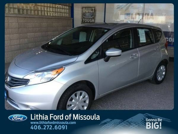 2015 Nissan Versa Note 1.6 SV (You Save $403 Below KBB Retail)