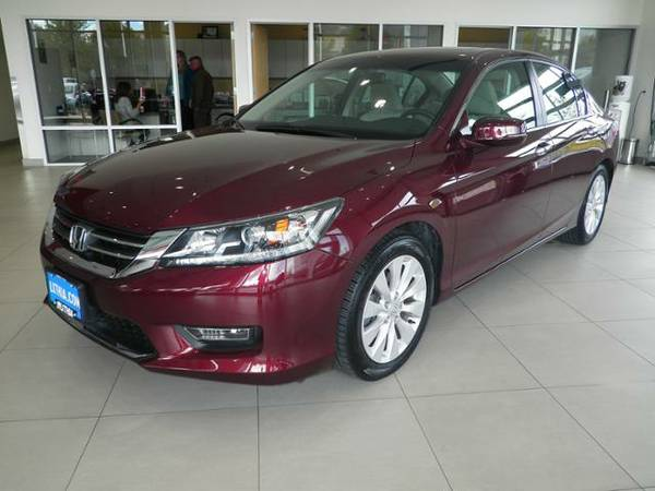 2013 HONDA ACCORD EX 16,046 miles only