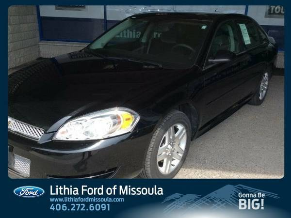 2015 Chevrolet Impala Limited LT (You Save $1,044 Below KBB Retail)