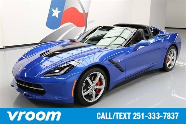 2014 Chevrolet Corvette Stingray 7 DAY RETURN / 3000 CARS IN STOCK