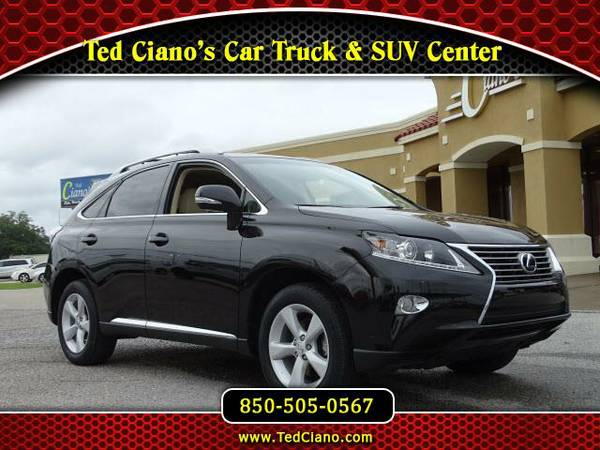 2013 Lexus RX350 Luxury AWD ~BlueTooth~Voice Controlled Navi!!