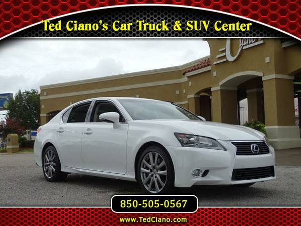 2013 Lexus GS350 ~ Diamond White~ Climate Seats,Back-Up Cam, Navi!!!